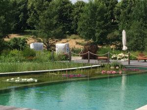 Gutshaus Parin Swimming pool