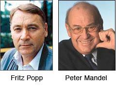 Fritz Popp, Peter Mandel