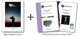 Light Channels and Colorpuncture